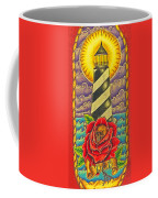 Dad's Lighthouse Coffee Mug