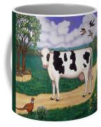 Dad's Prize Milk Cow Coffee Mug