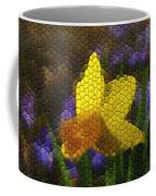 Daffies And Blue Chionodoxas Coffee Mug
