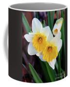 Daffodil Art  Coffee Mug