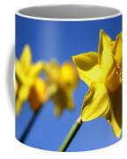 Daffodil Line Coffee Mug