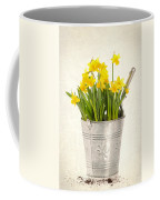 Daffodils Coffee Mug by Amanda Elwell