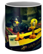Daffy Tweety And Johnny Coffee Mug