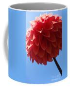 Dahlia #3 Coffee Mug