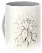 Dahlia 3 Coffee Mug