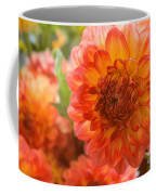 Dahlia Bright Coffee Mug