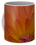 Dahlia Closeup Coffee Mug