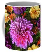 Dahlia Delight Coffee Mug