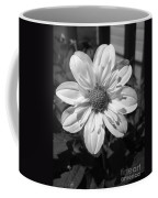 Dahlia Named Alpen Cherub Coffee Mug