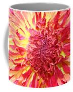 Dahlia Pom Coffee Mug