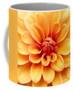 Dahlia Squared Coffee Mug