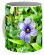 Dainty Blue Coffee Mug
