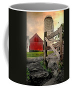 Dairy Coffee Mug