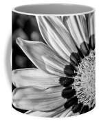 Daisy - Bw Coffee Mug