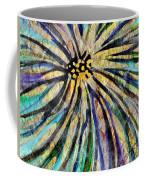 Daisy Blue Coffee Mug