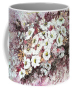 Daisy Blush Remix Coffee Mug
