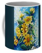 Daisy Breath Coffee Mug