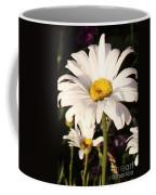 Daisy Close Up Coffee Mug