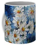 Daisy Cluster Coffee Mug