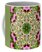 Daisy Daisy Do Kaleidoscope Coffee Mug