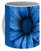 Daisy Daisy Pure Blue Coffee Mug