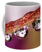 Daisy Droplets Coffee Mug