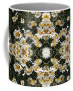 Daisy Kaleido 1 Coffee Mug