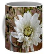 Daisy Mum On Red 1 Coffee Mug