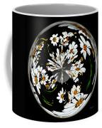 Daisy Sphere Coffee Mug
