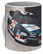 Dale Earnhardt At Bristol Coffee Mug
