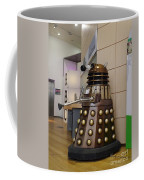 Dalek At The Bbc 2 Coffee Mug