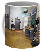 Dalek At The Bbc Coffee Mug