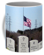 Dallas Fort Worth Memorial Cemetery Coffee Mug