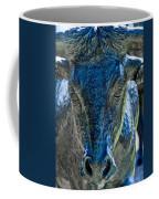 Dallas Pioneer Plaza Cattle Coffee Mug