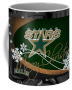 Dallas Stars Christmas Coffee Mug