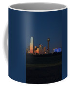 Dallas Sunset Coffee Mug