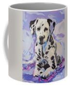Dalmatian Puppy Coffee Mug