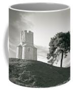 Dalmatian Stone Church On The Hill Coffee Mug by Brch Photography