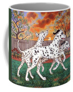Dalmatians Three Coffee Mug