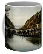 Dam On Adda River Coffee Mug