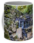 Dam Spillover Coffee Mug