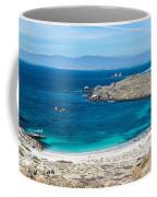 Damas Island Beach Coffee Mug