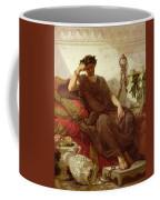 Damocles Coffee Mug by Thomas Couture