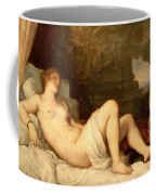 Danae Coffee Mug by Titian