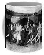 Dance: Charleston, C1926 Coffee Mug