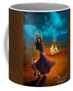 Dance Dervish Fox Coffee Mug