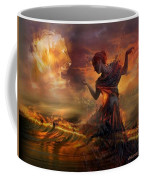 Dance In The Fire Coffee Mug