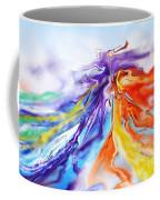 Dance Of Colors Coffee Mug
