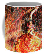Dance Of Colors Coffee Mug