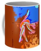 Dance Of Joy 2 Coffee Mug by Patrick J Murphy